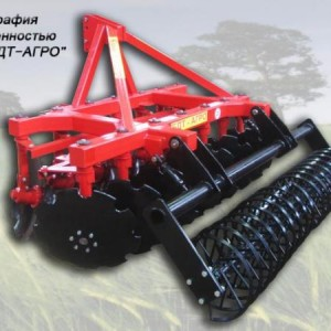 DISC HARROWS 2,1х2 КС