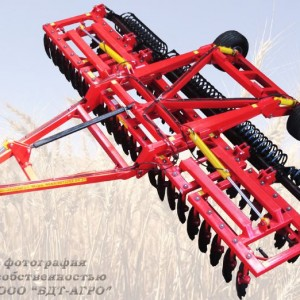 DISC HARROWS BDM 7х2 ПСКС