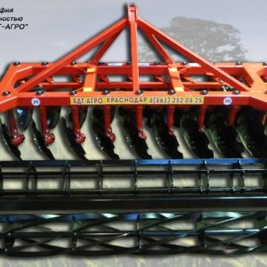 DISC HARROWS BDM 3х2 НКД