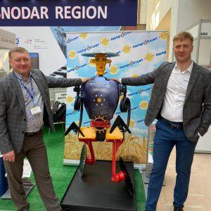 БДТ-АГРО на выставке AgriTek/FarmTek Astana 2020